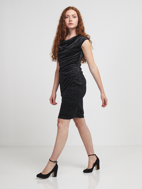 Robe MOLLY BRACKEN P1515H20 Noir