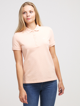 Polo ESPRIT 040EE1K353 Rose saumon