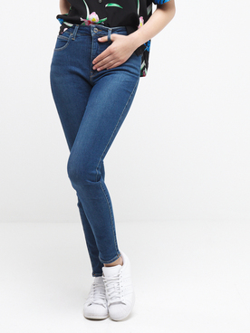 Jean LEE BO SCH WORN Bleu