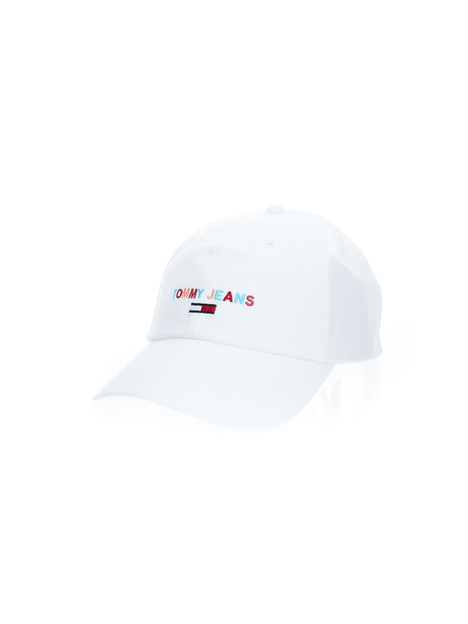 Casquette baseball logo brodé TOMMY JEANS