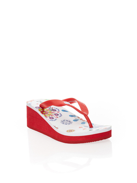 Chaussures DESIGUAL 20SSHP06 Rouge