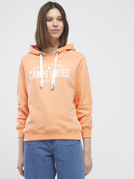 Sweat-shirt CAMPS UNITED 55CP2SW331 Corail