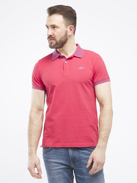 Polo NZA NEW ZEALAND AUCKLAND 20BN116 Rouge