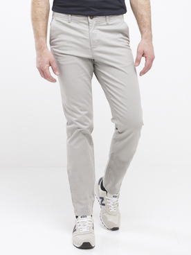 Pantalon JACK AND JONES BOW GRIS L32 Gris