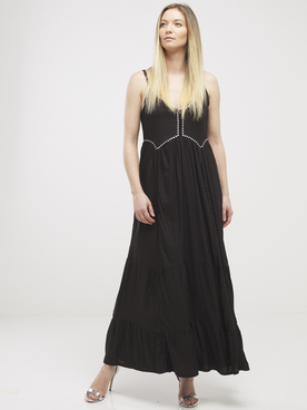 Robe KAPORAL ANGEL K Noir
