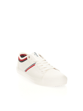 Chaussures LEVI'S WOODWARD COL Blanc