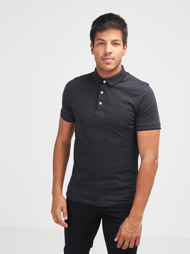 Polo JACK AND JONES PAULOS Gris foncé