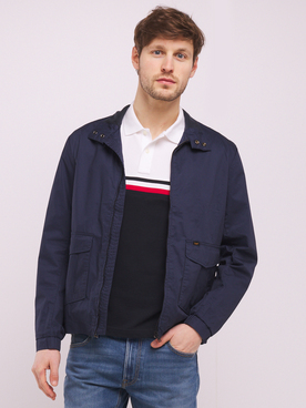 Blouson LEE HARRINGTON L Bleu marine