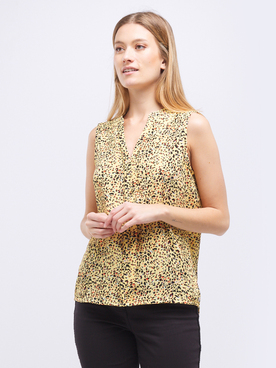 Blouse PETROL INDUSTRIES SIS 283 Jaune
