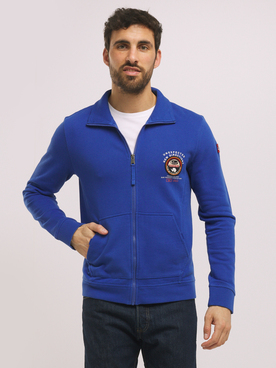 Sweat-shirt NAPAPIJRI BELICE Bleu