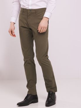 Pantalon NZA NEW ZEALAND AUCKLAND 20AN625L34 Vert kaki