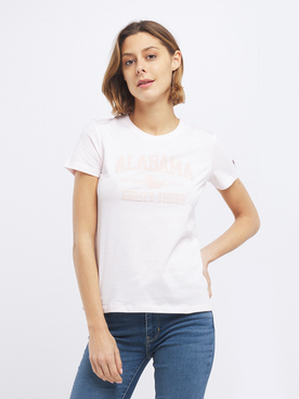 Tee-shirt CAMPS UNITED 55CP2TS305 Rose