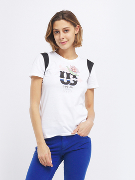 Tee-shirt CAMPS UNITED 55CP2TS301 Blanc