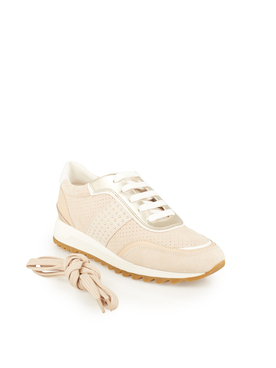 Chaussures GEOX D94AQA022BC Beige