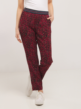 Pantalon ONE STEP FQ22031 Rouge