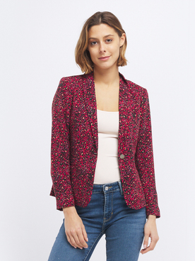 Veste ONE STEP FQ40031 Rouge