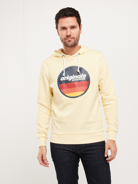 Sweat-shirt avec logo JACK AND JONES
