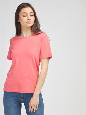 Tee-shirt DIANE LAURY 55DL2TS800 Rose pale