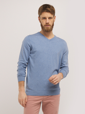 Pull CAMBRIDGE LEGEND 55CG1PU000 Bleu ciel