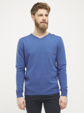Pull CAMBRIDGE LEGEND 55CG1PU000 Bleu brut