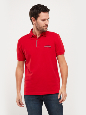 Polo TOMMY HILFIGER MW0MW12246 Rouge