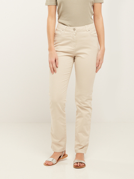 Pantalon DIANE LAURY 55DL2PS800 Beige