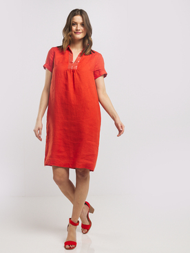 Robe LA FEE MARABOUTEE FC3032 Orange