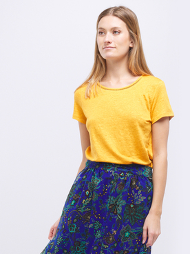 Tee-shirt MEXX 73662 Jaune moutarde