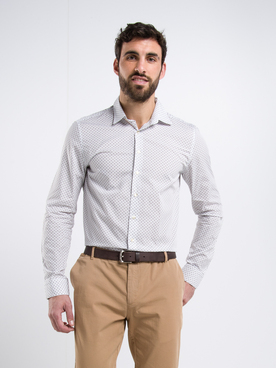 Chemise manches longues MEXX 53506 Blanc