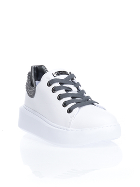 Chaussures GUESS FL5YL2 LEA12 Blanc