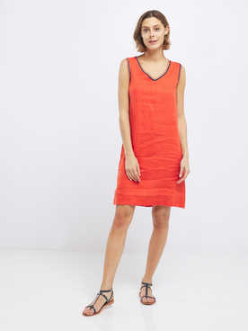 Robe LA FEE MARABOUTEE FC3347 Orange