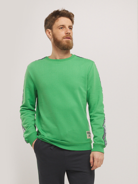 Sweat-shirt CAMPS UNITED 55CP1SW104 Vert