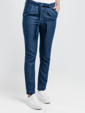 Pantalon DIANE LAURY 55DL2PS103 Bleu