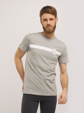 Tee-shirt CAMPS UNITED 55CP1TS101 Gris