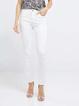 Pantalon DIANE LAURY 55DL2PS803 Blanc cassé