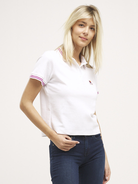 Polo CAMPS UNITED 55CP2PO300 Blanc