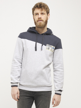 Sweat-shirt CAMPS UNITED 55CP1SW105 Gris