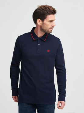 Polo CAMBRIDGE LEGEND 55CG1PO102 Bleu marine