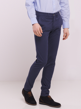 Pantalon CAMBRIDGE LEGEND 55CG1PS101 Bleu