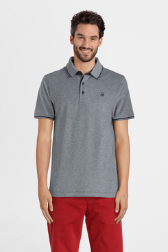Polo CAMBRIDGE LEGEND 55CG1PO300 Bleu gris