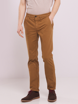 Pantalon CAMBRIDGE LEGEND 55CG1PS100 Marron