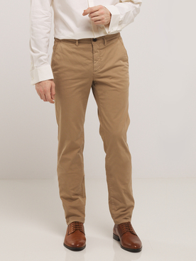 Pantalon CAMBRIDGE LEGEND 55CG1PS100 Beige foncé