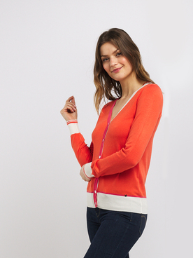 Gilet KATMAI 55KA2GI101 Orange