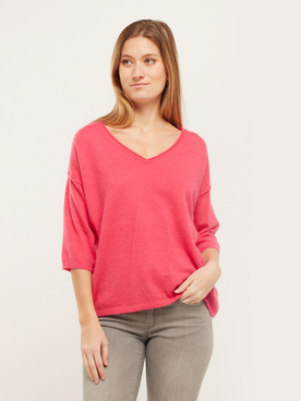 Pull ORFEO CAMILLE.SWT1090 Rose fuchsia