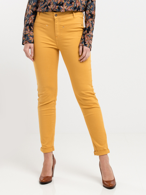Pantalon push-up en tissu stretch NINA KALIO