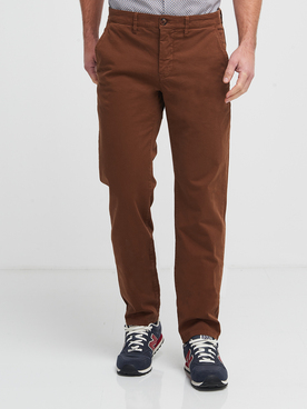 Pantalon CAMBRIDGE LEGEND 54CG1PS000 Marron