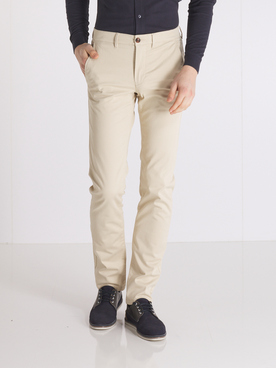 Pantalon CAMBRIDGE LEGEND 54CG1PS000 Beige clair