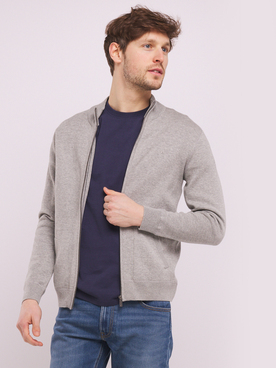 Gilet CAMBRIDGE LEGEND 53CG1GI000 Gris clair