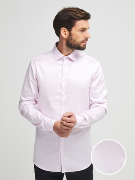 Chemise manches longues ODB 53OD1CV900 Rose