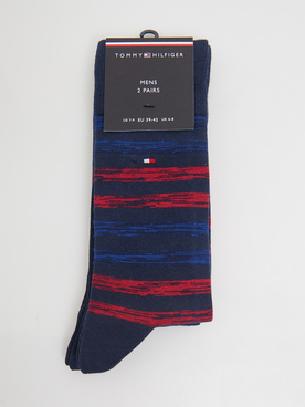Chaussettes TOMMY HILFIGER 472001001 Blue Nights